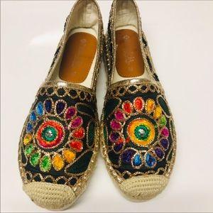 Patrizia Maylis Espadrilles Loafer Size 38/7.5